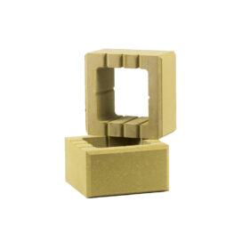 Т- блок для строительства заборов